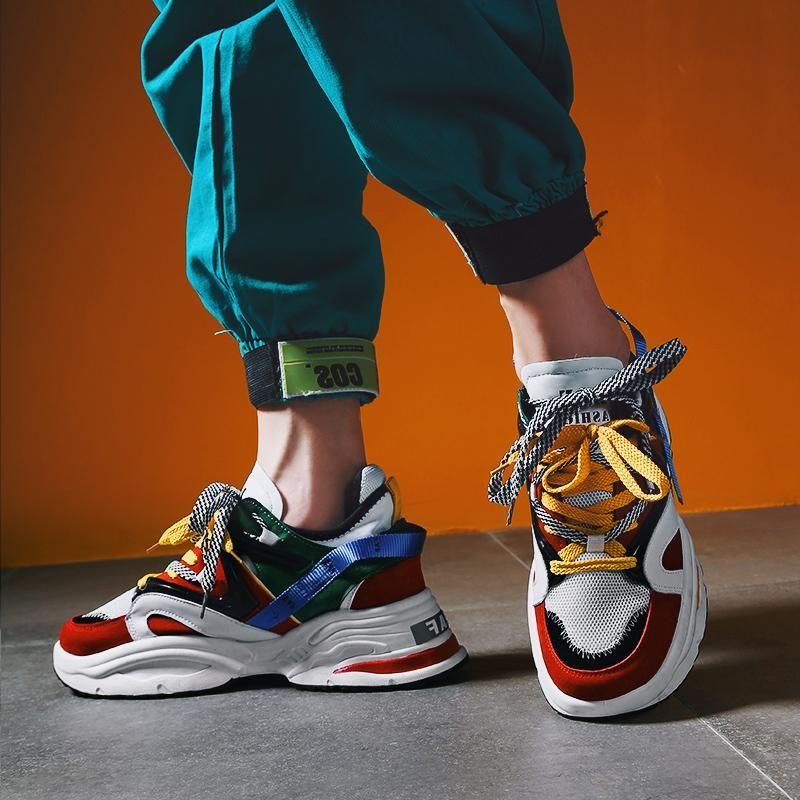 Women's Sneakers - EAF Sneakers today