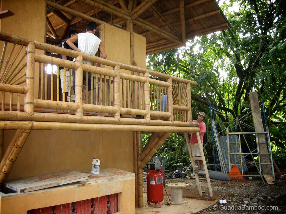 Bamboo House Playa Sombrero Guest Houses House And