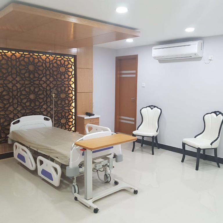 Darul Sehat Private And Executive Wards -