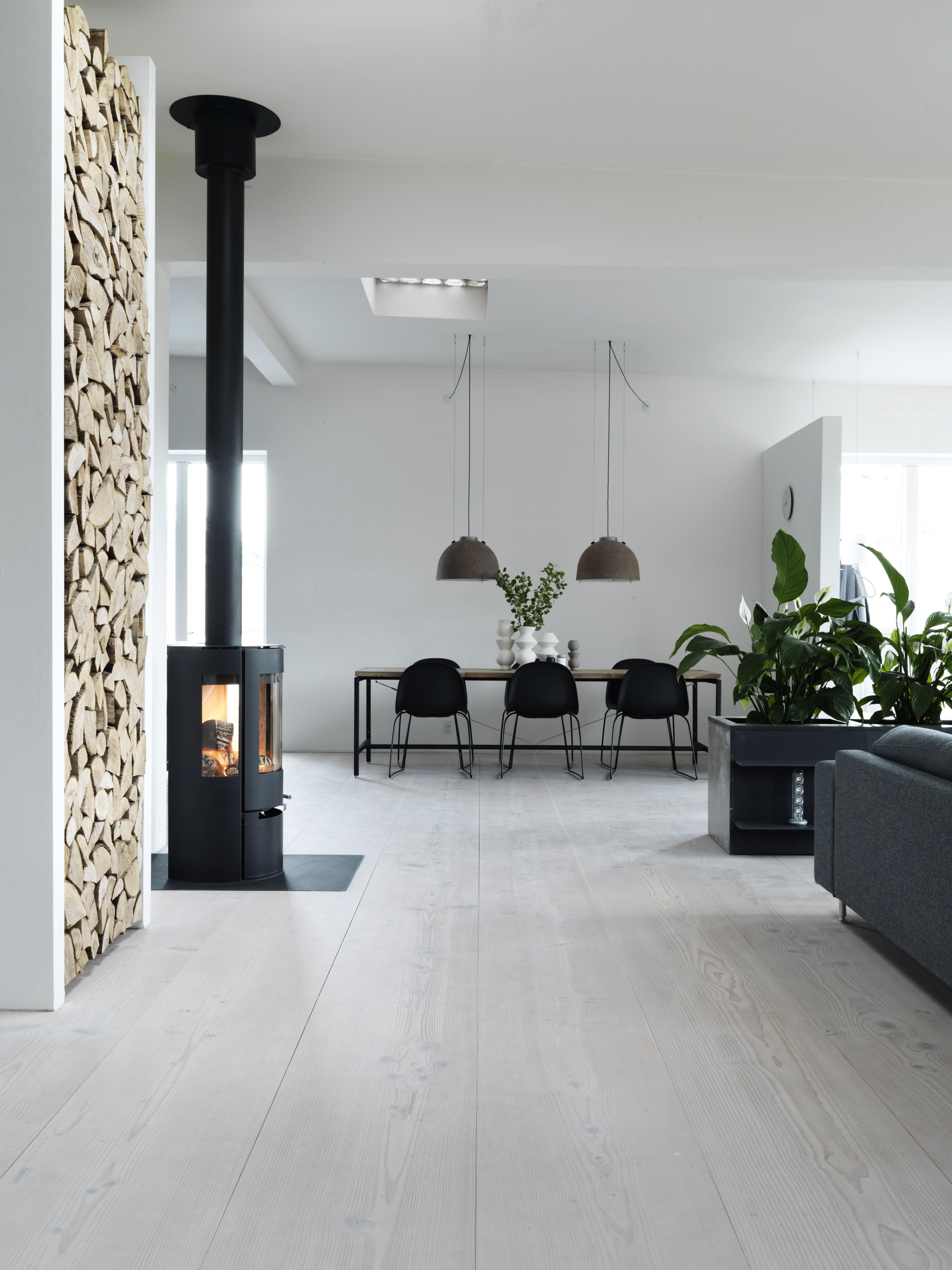 I wish I lived here: a New York-style loft in Copenhagen