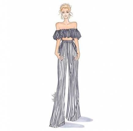 Photo of Fashion Sketches Dresses Design Etsy 51+  Ideas – #design #dresses #Fashion #ide…