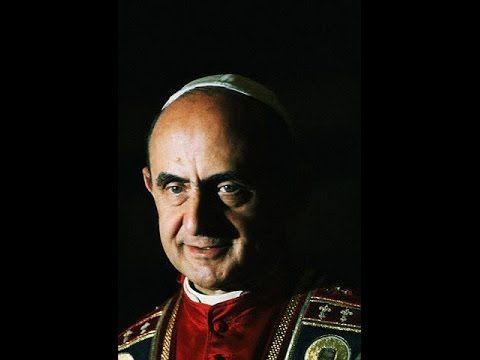Película sobre el Papa Paulo VI - Un Papa en la tempestad