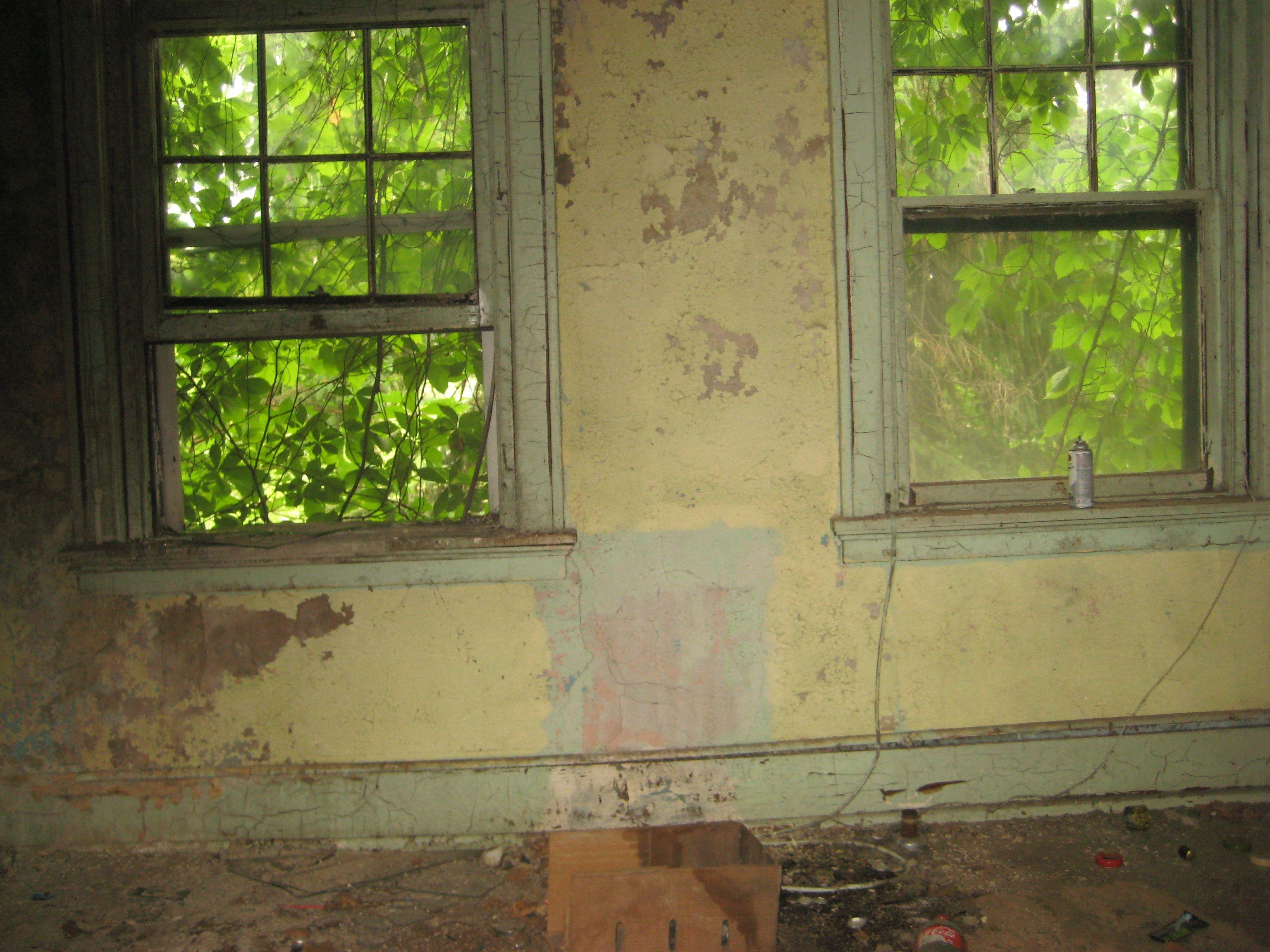 2nd floor bedroom/dormatory Abandoned ohio, Children's