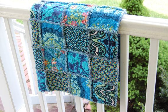 TURQUOISE IS TERRIFIC di Vickie Wade su Etsy