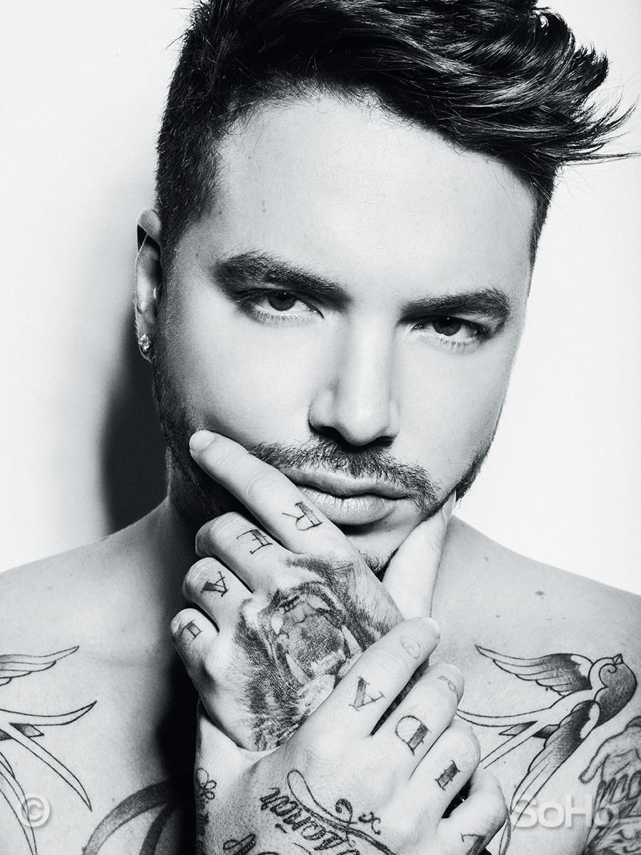Tattoo inspiration by J Balvin tattoo design ink