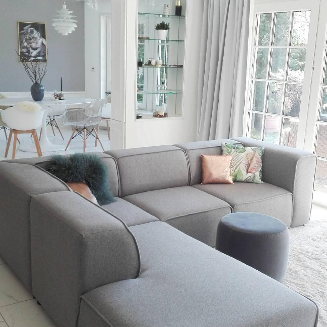 Tommy M Eckgarnitur Valeo In Leder Braun In 2020 Sofa Outlet