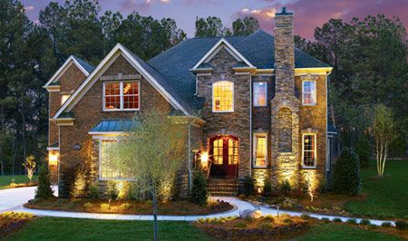 Toll Brothers The Magnolia Traditional