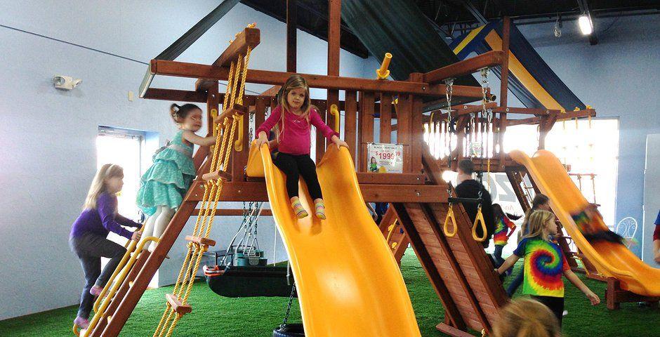 Kid Zoo Hebron KY, Indoor playground | Cincinnati Kids | Pinterest ...