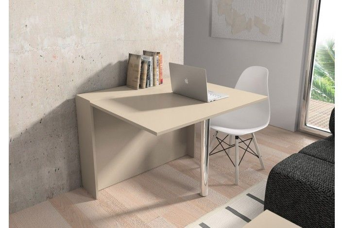 Mesa comedor plegable - Merkamueble | Departamentos | Desk, Office ...
