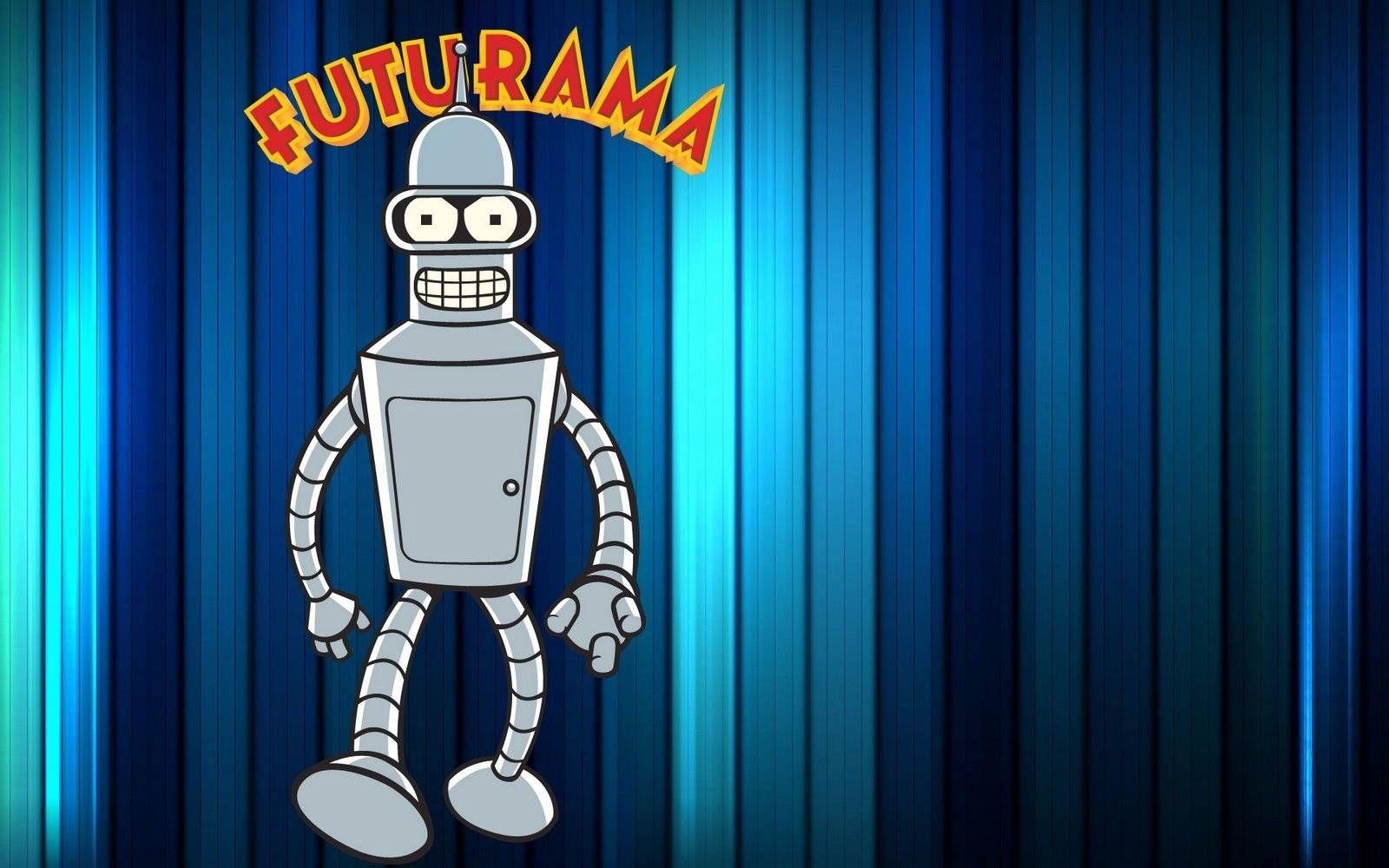 futurama robot names