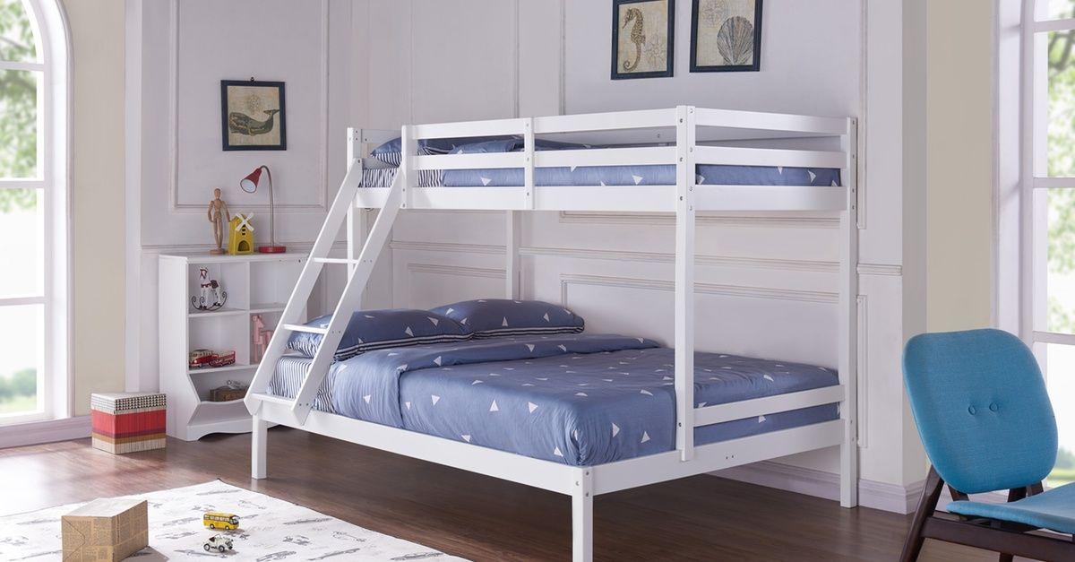 Circinus Ladder Triple Bunk Bed Bunk Beds Triple Bunk Bed