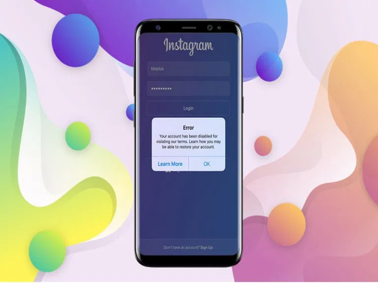 استرجاع حساب انستقرام معطل Instagram Instagram Accounts Electronic Products