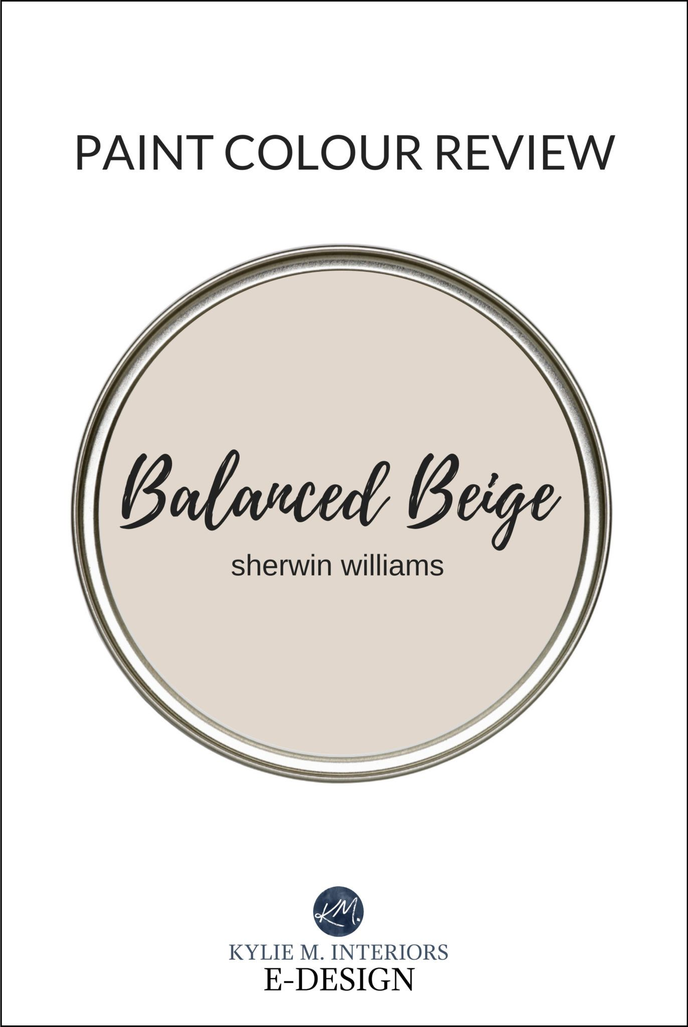 Paint Colour Review Sherwin Williams Balanced Beige SW