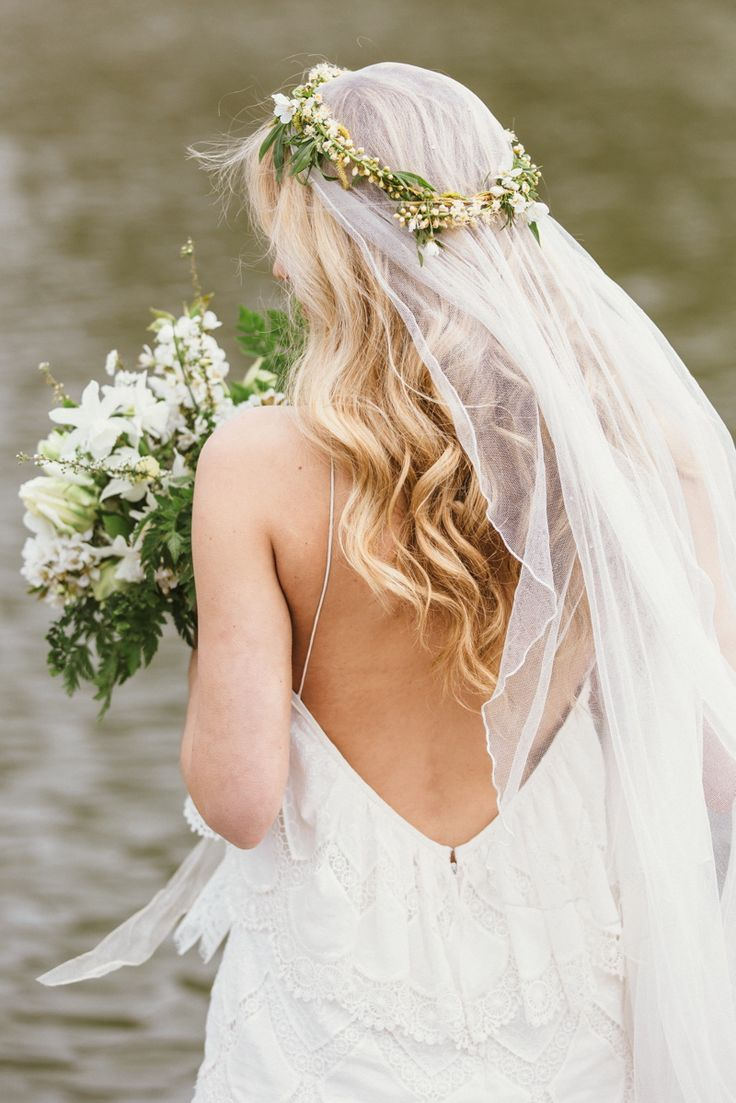 9 Boho Hairstyles For Summer Brides The Next Adventure Pinterest