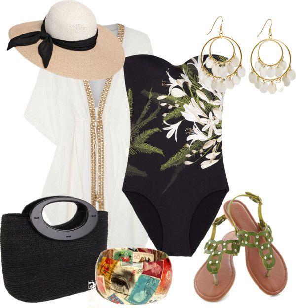 Outfits De Moda Me Tomo Cinco Minutos Playa Moda De Playa Look Playa Ropa De Playa