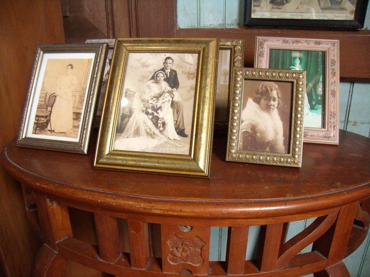old photographs ( Silay Bacolod)