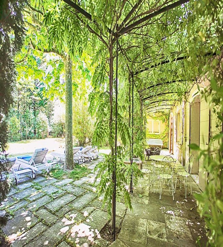 7 Charming Villas In Provence France Provence france