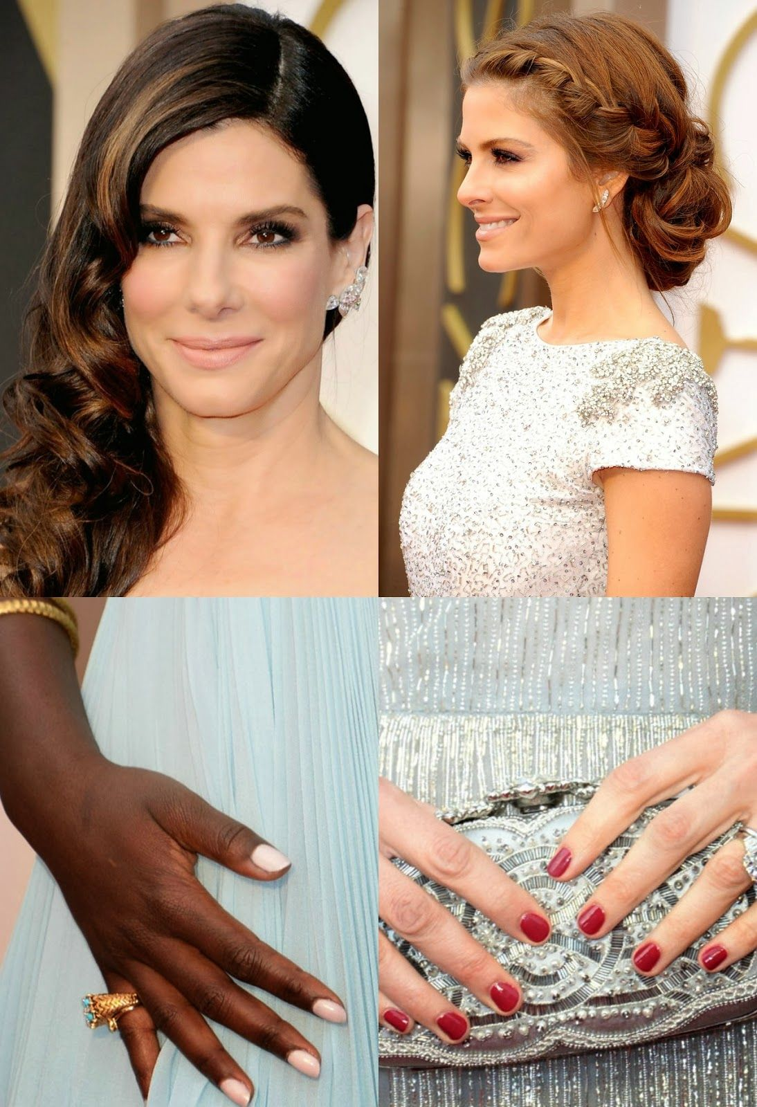 2014 Oscars Red Carpet Trends – Hair and Nails