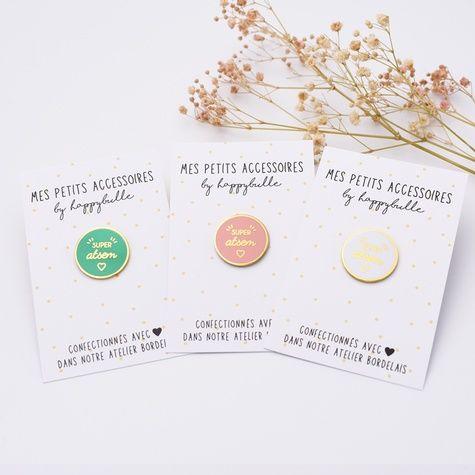 Idee Cadeau Petit Prix.Pin S Super Atsem 3 Coloris Pin S Edition Speciale