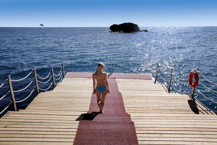 Turkischer Luxus Zum Spitzenpreis 7 Tage All Inclusive Im 4 5 Sterne Hotel Mit Privatstrand Badesteg Aquapark F Gunstig Urlaub Buchen Urlaub Turkei Urlaub