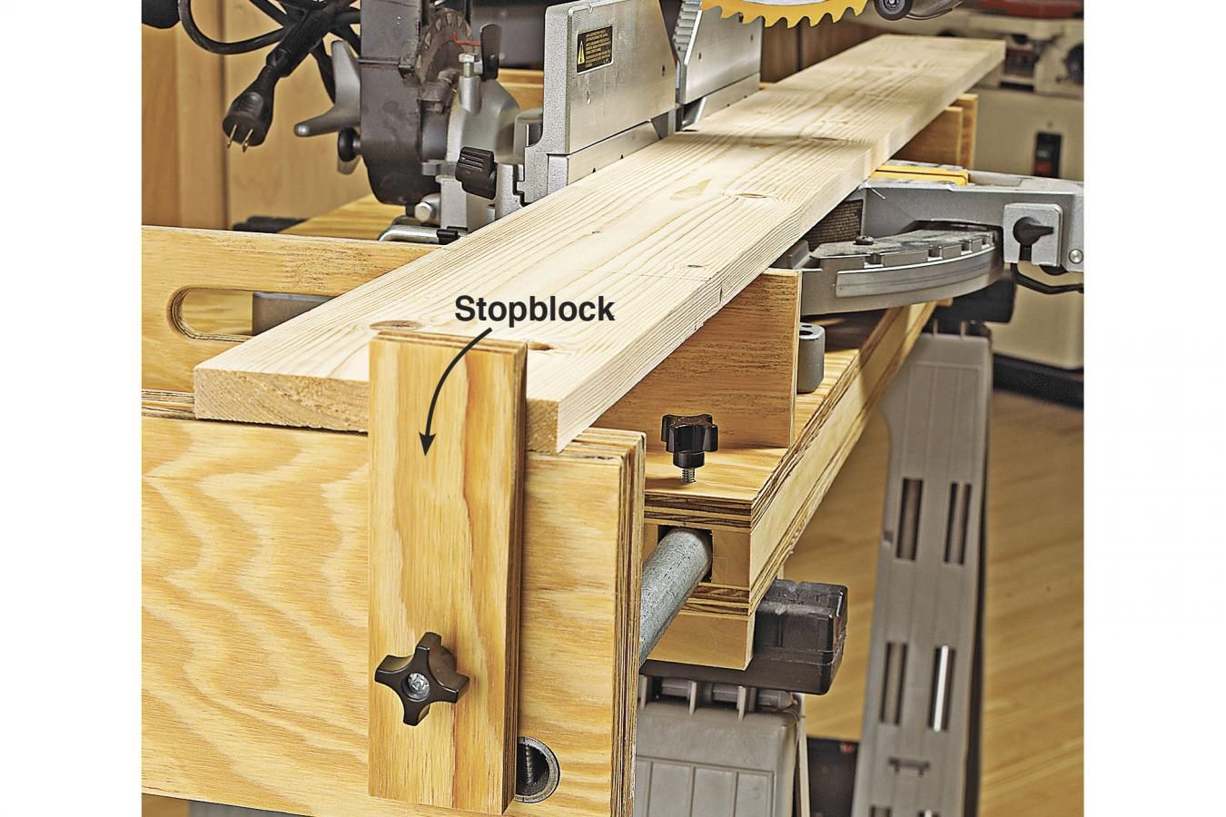 5 Methods To Maximize Your Miter Saw With Images Miter Saw Miter Saw Table Woodworking