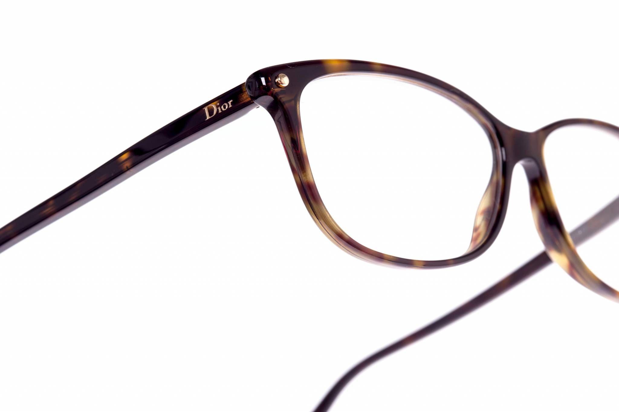 Dior Designerbrille CD3271 086 : Klein, aber oho   Dior