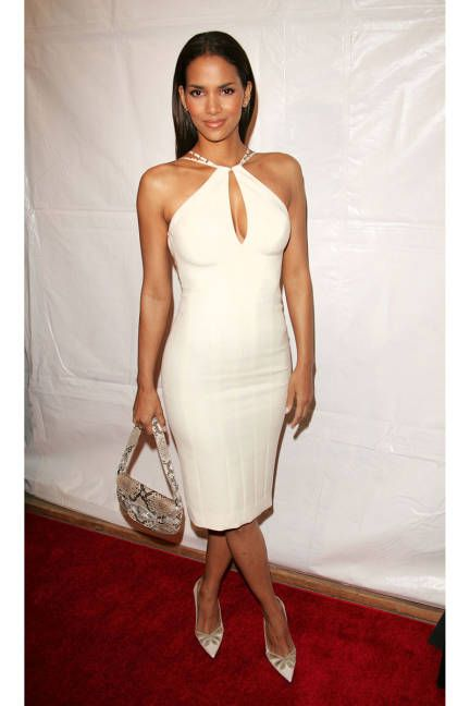 Halle Berry Style - Versace in 2005