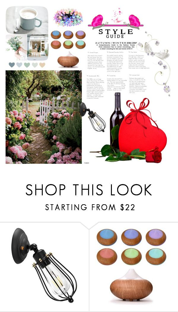 Ease Style by ioakleaf on Polyvore featuring interior interiors