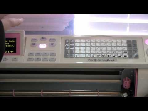 Cricut Beginnings Episode 4 Part 2 Youtube Video14 53 Min Loganscraftymomma Cricut Expression Cricut Tutorials Cricut