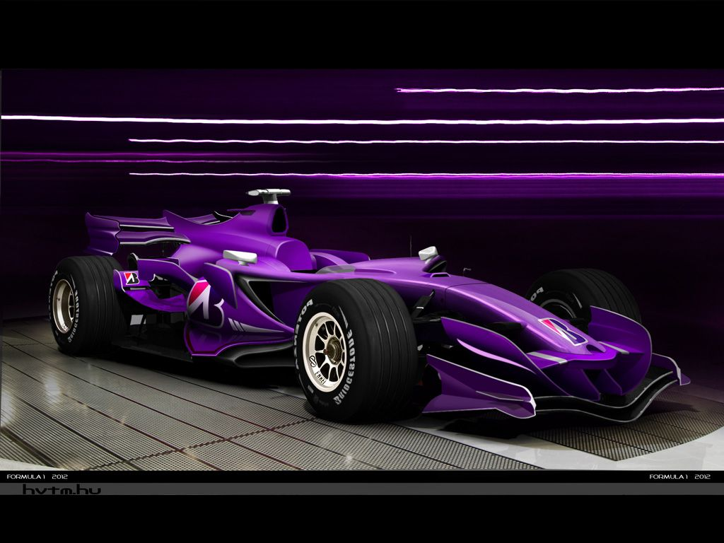 Formula 1 One Race Car Wallpaper Bright F1 Car 2012 By Brianspilner Jpg 1024 215 768 ☼living In