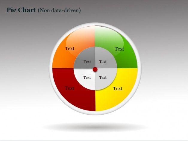 Pie diagram template Powerpoint Templates Pinterest - pie chart templates