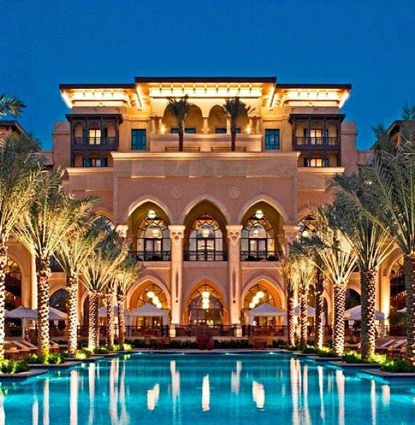 The Palace The Old Town Dubai Dubai Hotel Dubai Architecture