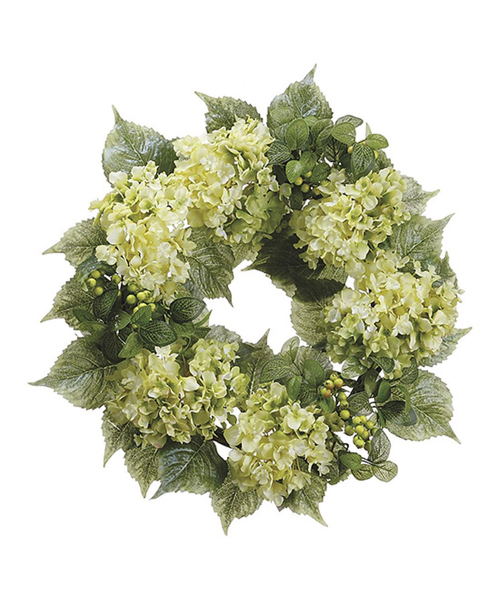 Love This Hydrangea Berry Wreath By Allstate Floral Craft On