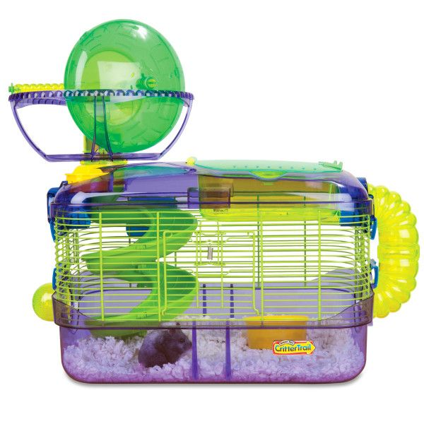 Kaytee Crittertrail Extreme Challange Habitat Hamster Cages Small Pets Pet Cage
