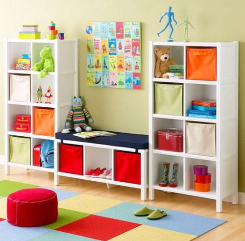 Very Cool And Cute Storage Shelves Designs Toys Organizations For Kids Playroom Furnikidz