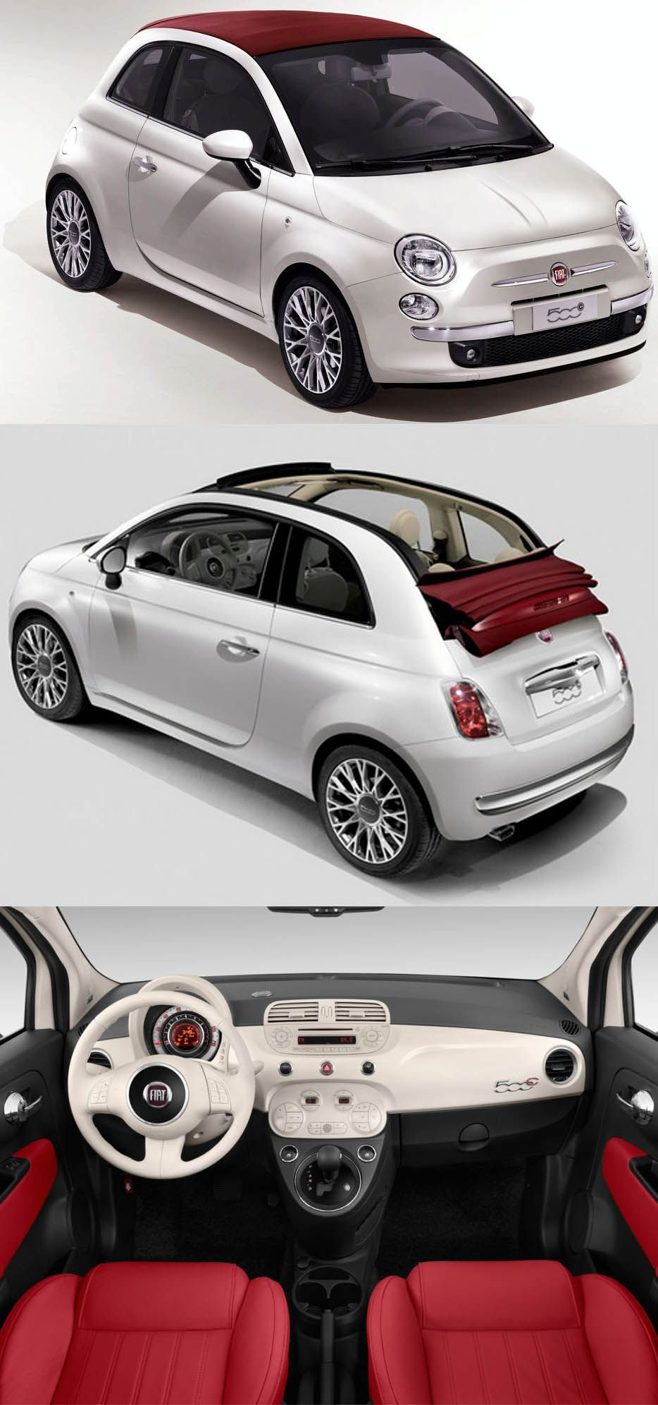Fiat 500 Lounge Nowy Model Fiata Stanowi Nawiazanie Do