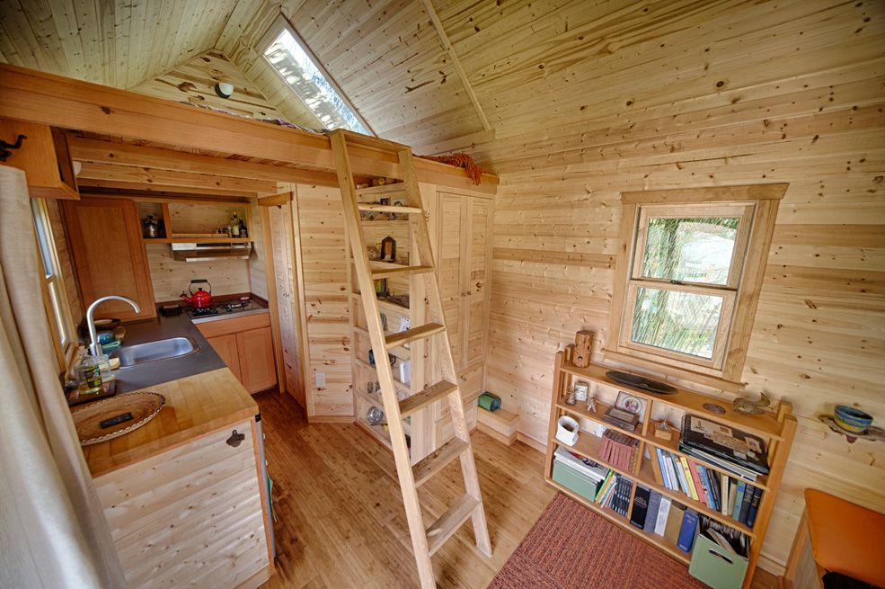 I Thought D Let You Know That Dee Williams And Her Team At Pad Tiny Houses Have Made The Sweet Pea House Design Available To Public