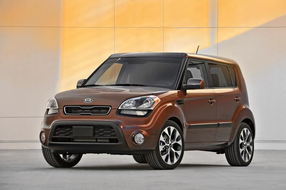 Red Rock Edition Kia Motors America Kia Soul Kia Honda Fit