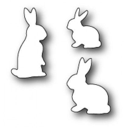 Memory+Box+Stanzschablone+-+Springtime+Bunnies+-+Gesehen+bei+Karten-Kunst!