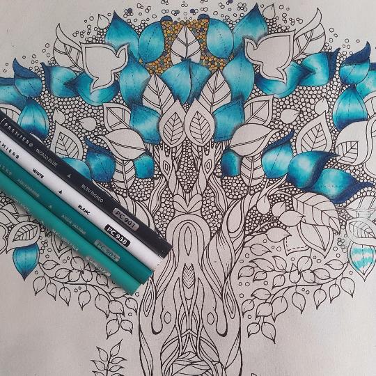 Leilane40 27 08 2016 Johanna Basford Colouring Gallery Basford Coloring Book Basford Coloring Coloring Book Art