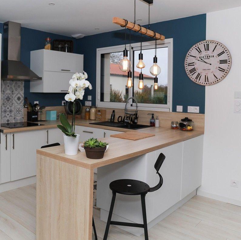 Epingle Par Amel Khellaf Sur My New Home Deco Cuisine Moderne