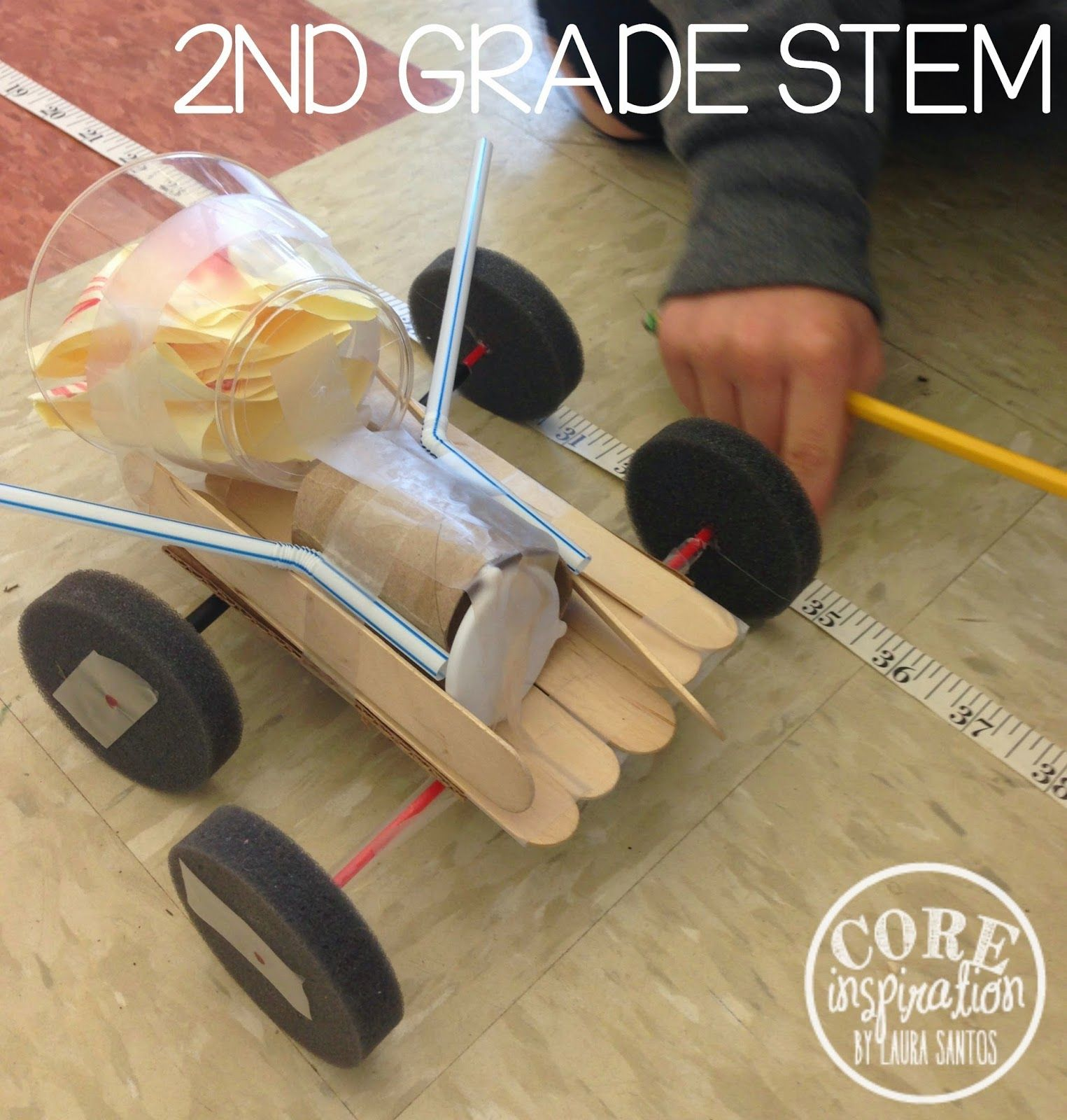 Stem Project Based Learning For Homeschool High School: Core Inspiration By Laura Santos: Five For Friday