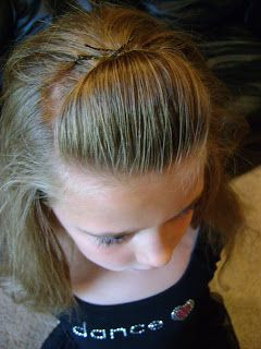 Do S To Choose Bump Without The Bumpits No Back Combing Bump Hairstyles Hair Styles Cheerleading Hairstyles