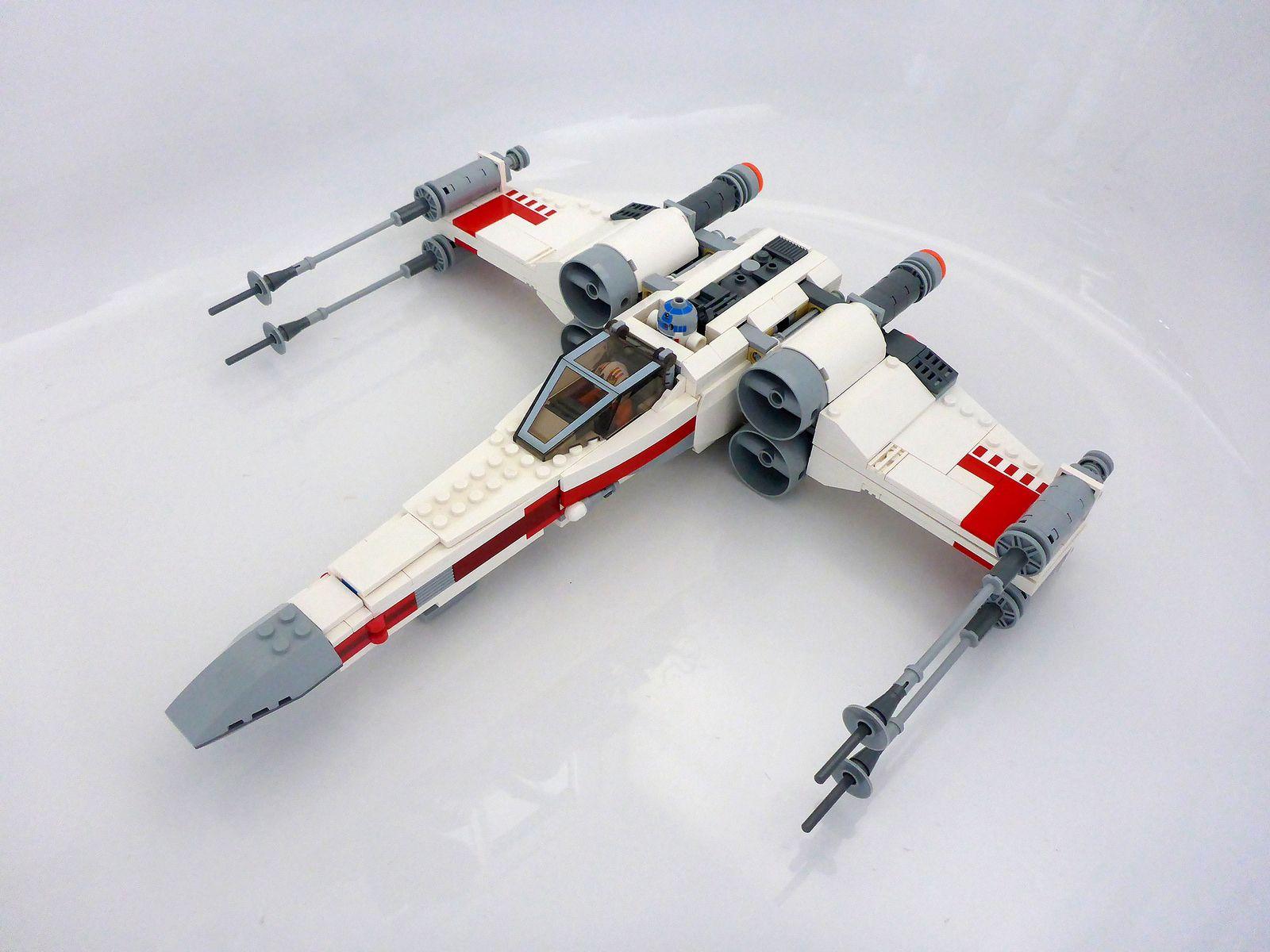 Lego X-Wing (With images) | Lego, Lego sets