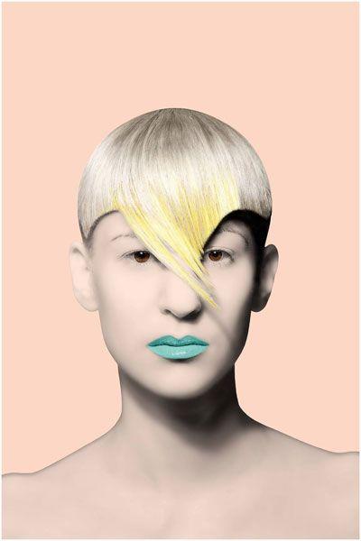 NUDE HAIR by Thomas Giller