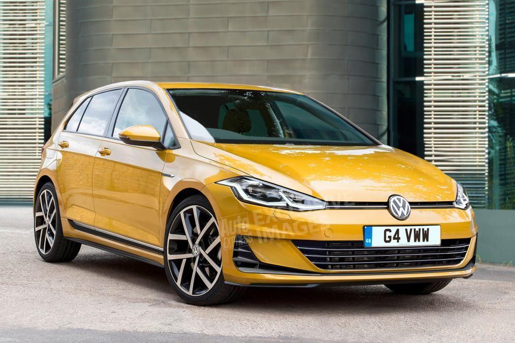 Novyj Volkswagen Golf 8 Sovershenno Inoj Dizajn I Gibridnaya Ustanovka Avtomobili Dizajn Tehnologii