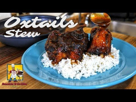 Oxtail Stew   Oxtail Stew Recipe   - YouTube