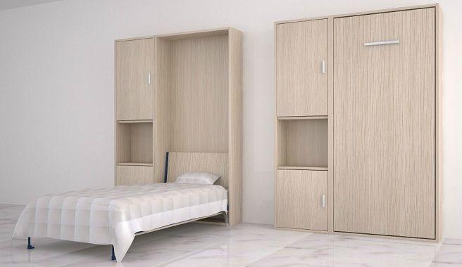 camas funcionales para optimizar el espacio