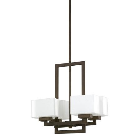 Capital Lighting's Tahoe collection is part of the Donny Osmond Home lighting series. This collection features modern, rectangular lines and shapes that m...