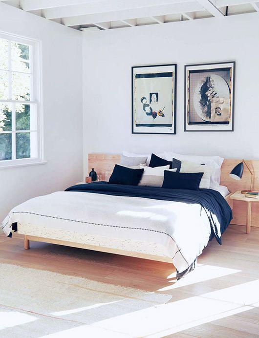 the power of pantone \/ sfgirlbybay interior \/ bedroom - schone betten moderne schlafzimmer